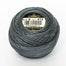 DMC Perle 8 thread - 413 - Dark Pewter Grey- The Next Stitch