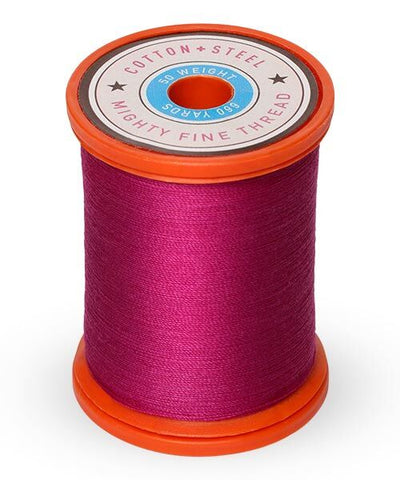 Cotton and Steel Thread by Sulky - Plum Dandy