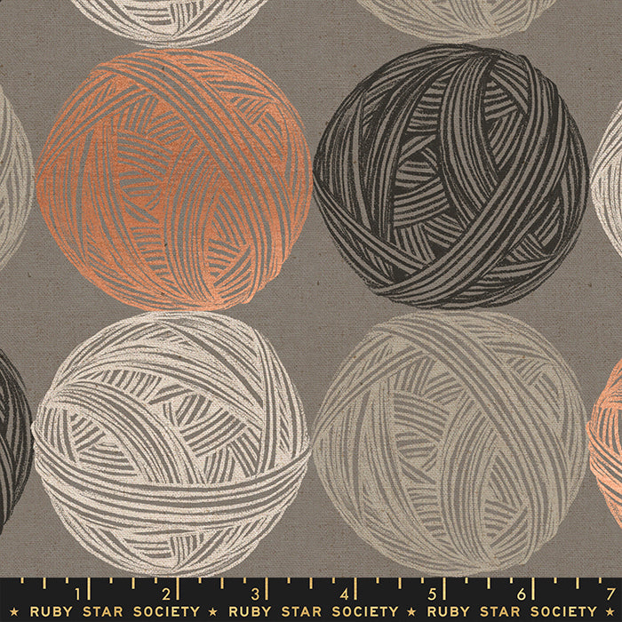 Sarah Watts - Purl - Linen in wool metallic - The Next Stitch