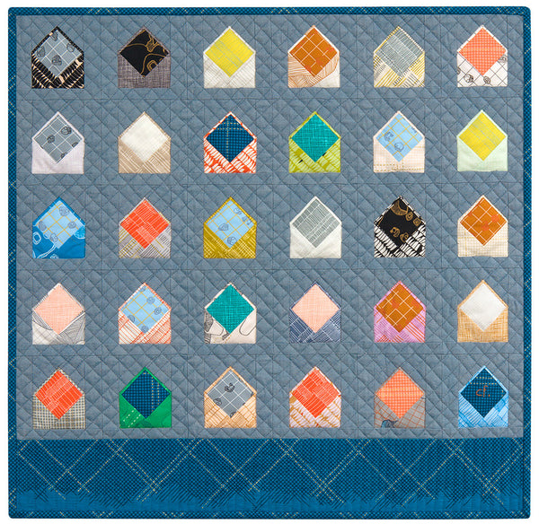 Carolyn Friedlander Envelopes quilt  pattern
