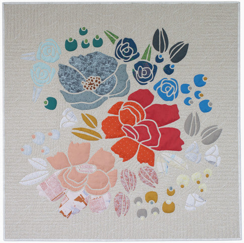 Carolyn Friedlander - Wildabon quilt pattern