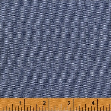 Artisan Shot Cotton - 40171-24 Navy/White
