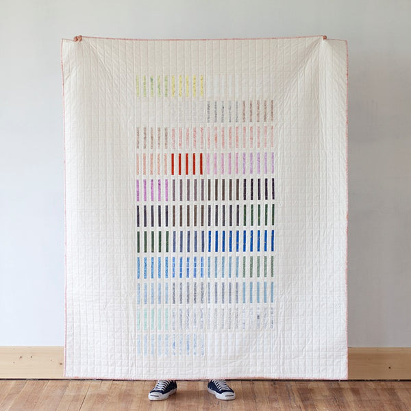 Collection CF - Bartow quilt kit by Carolyn Friedlander