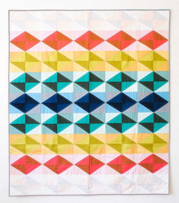 Dusk to Dawn quilt pattern