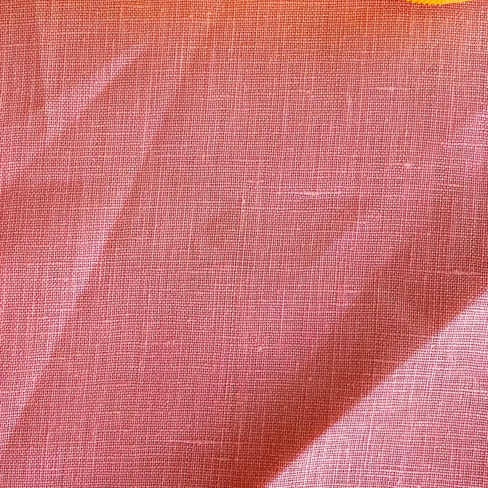 Japanese Linen in peach