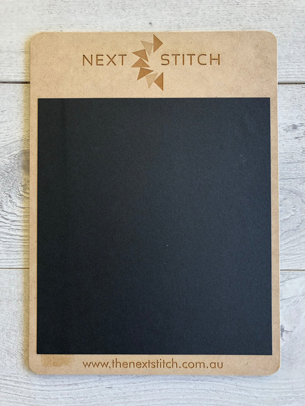 The Next Stitch - Sandpaper board