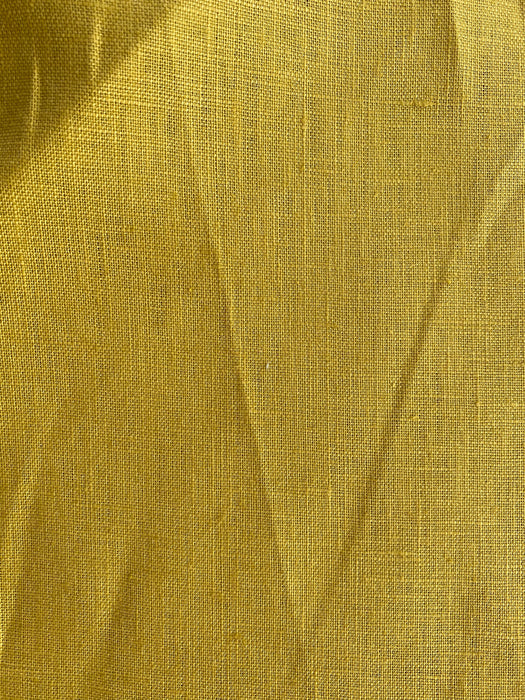 Japanese Linen in Golden Moss