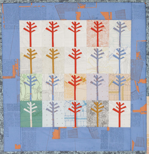 Carolyn Friedlander Pine quilt pattern