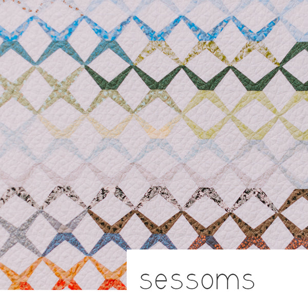 Sessoms Quilt - pattern by Carolyn Friedlander