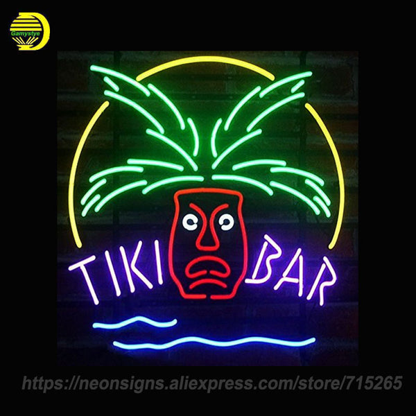 Tiki Bar - Neon Sign