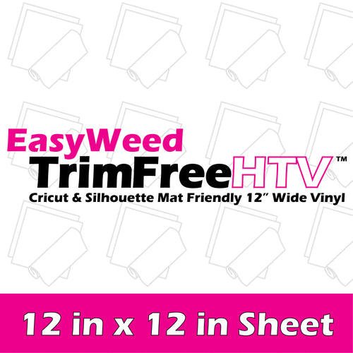 Siser EasyWeed HTV - 12 in x 12 in Sheet