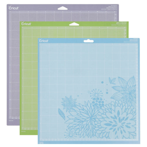 Cricut® 12 in. x 12 in. Cutting Mat Variety 3 Pack