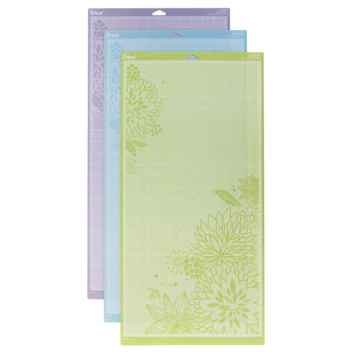 Cricut® 12 in. x 24 in. Cutting Mat Variety 3 Pack
