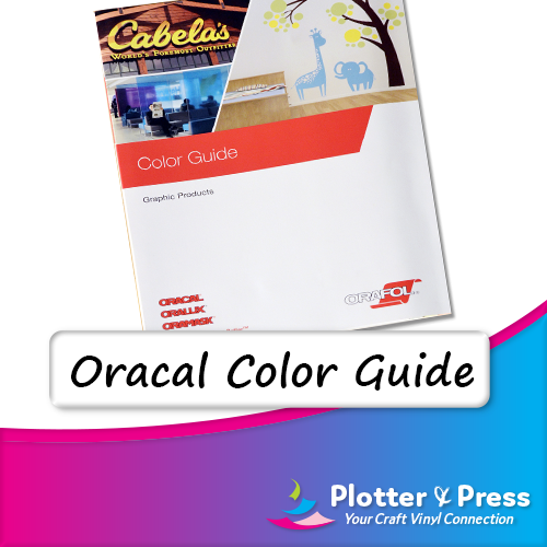 ORACAL Color Guide