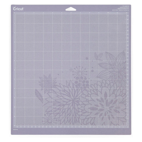 Cricut® StrongGrip Adhesive 12 in. x 12 in. Cutting Mat