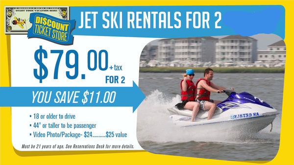 East Coast Jet Ski For 2