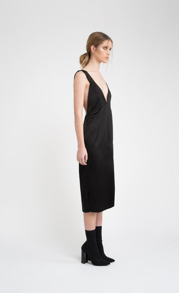 BARNEY SHIFT DRESS