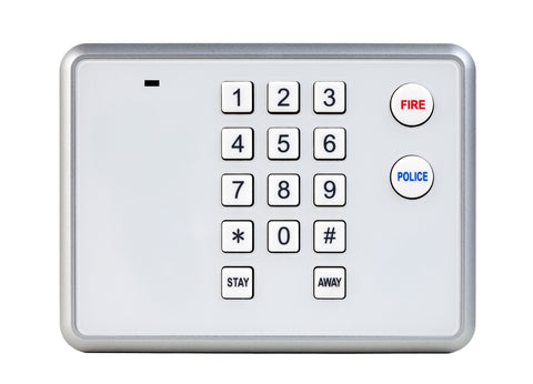 2GIG Wireless Keypad (GIG PAD1)