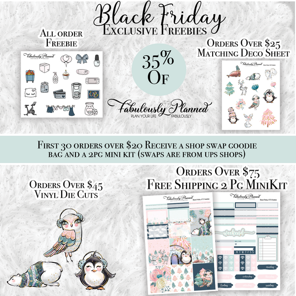 Black Friday Freebies!