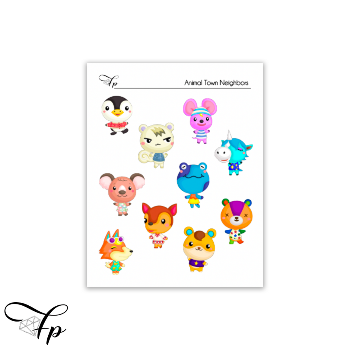 Animal Town Neighbors