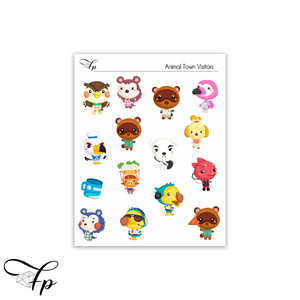 Animal Town Visitors