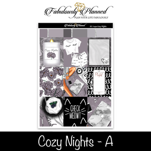 Cozy Nights Collection (options)