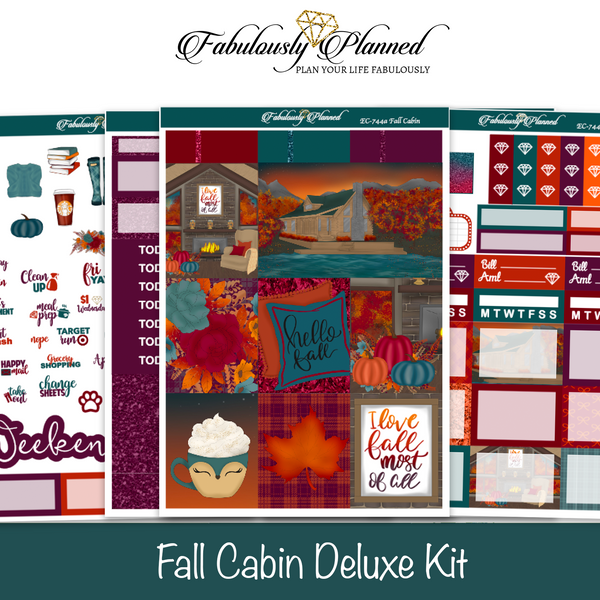 Fall Cabin Collection