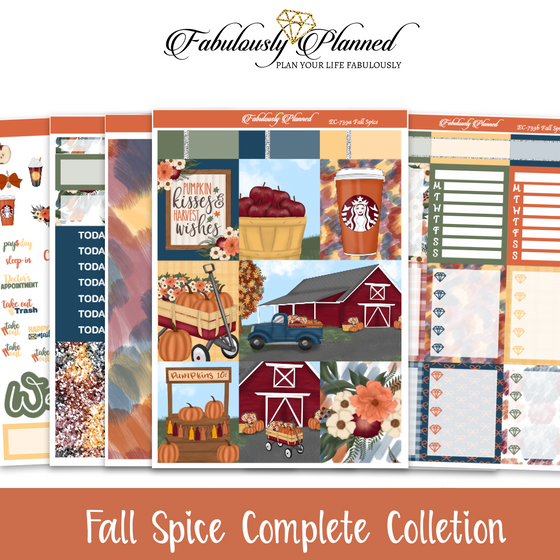Fall Spice Collection
