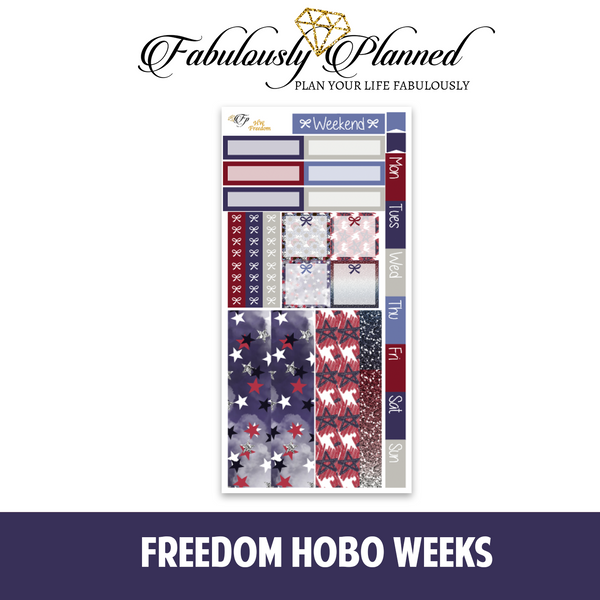 Freedom Hobonichi Weeks Kit