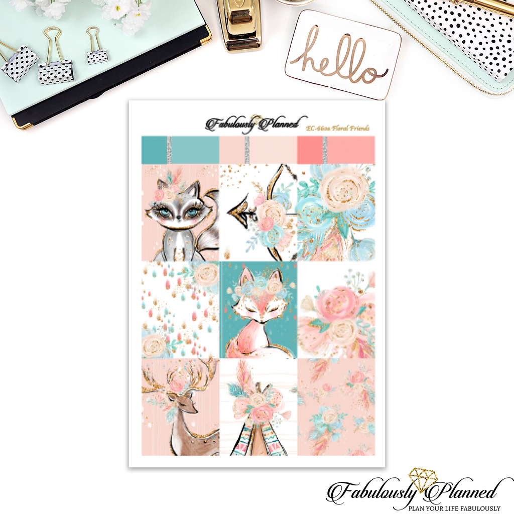 Floral Friends Collection
