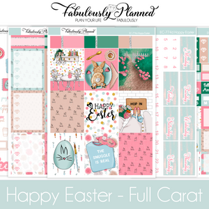 Happy Easter -  Full Carat Collection