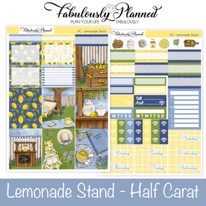 Lemonade Stand - Half Carat Kit