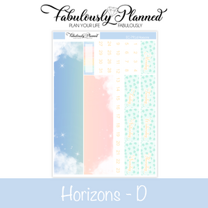 Horizons - Full Carat Collection