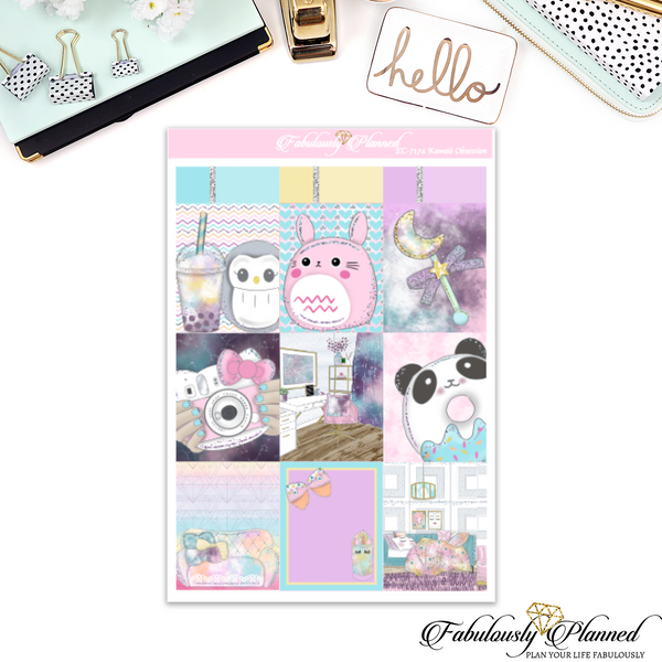 Kawaii Obsession Collection