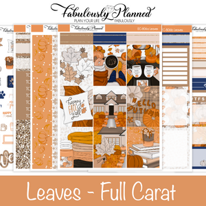 Leaves - Full Carat Collection