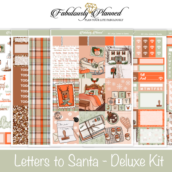 Letters to Santa Collection