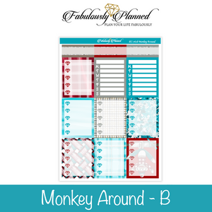 Monkey Around Collection