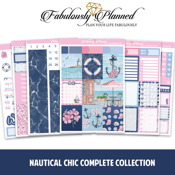 Nautical Chic Collection