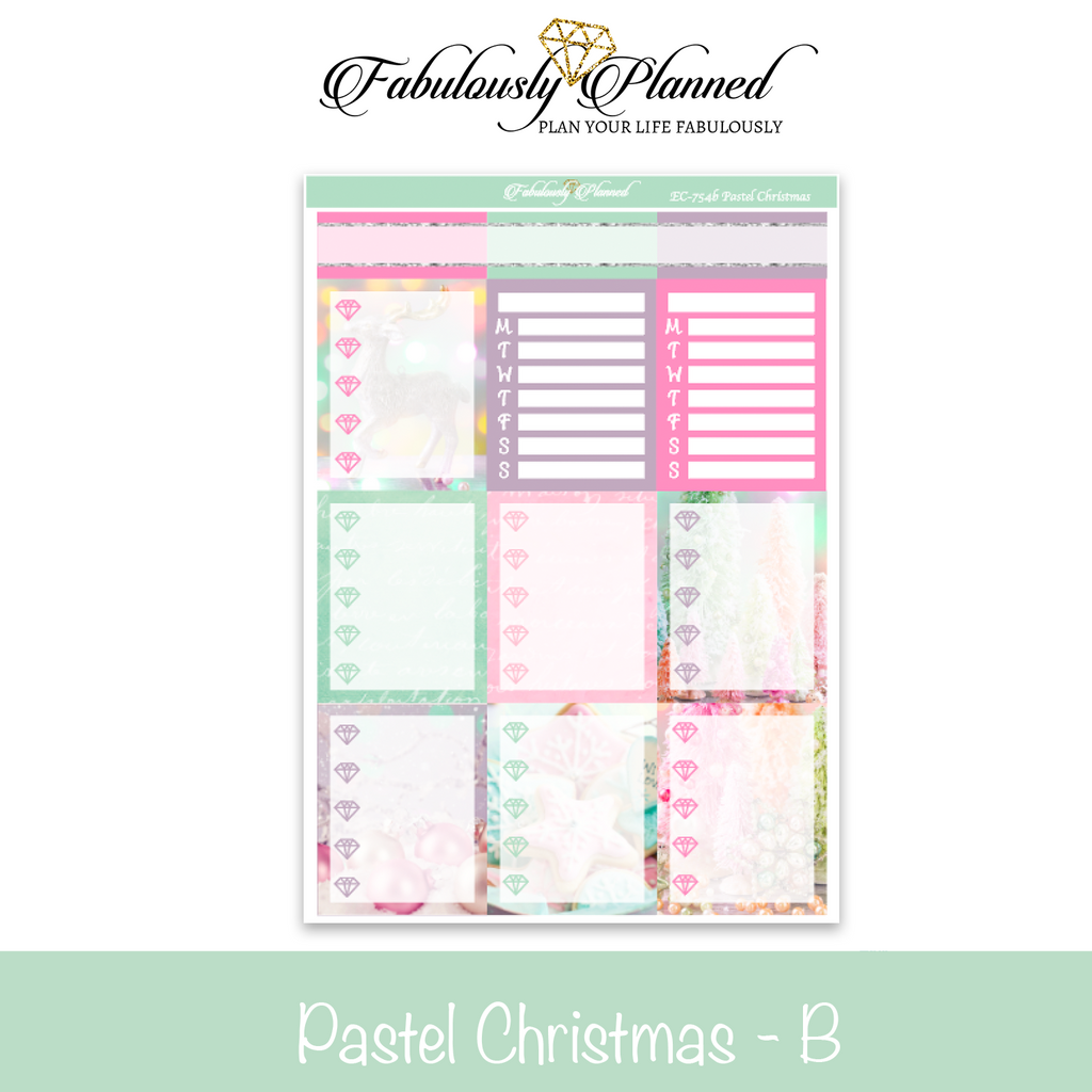 Pastel Christmas Collection