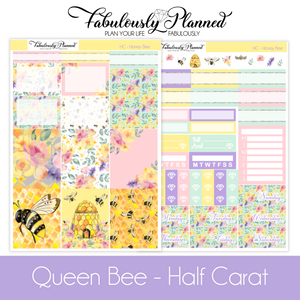 Honey Bee - Half Carat Kit