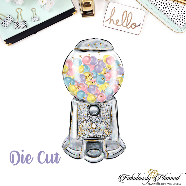 Sugar Rush Die Cuts (options)