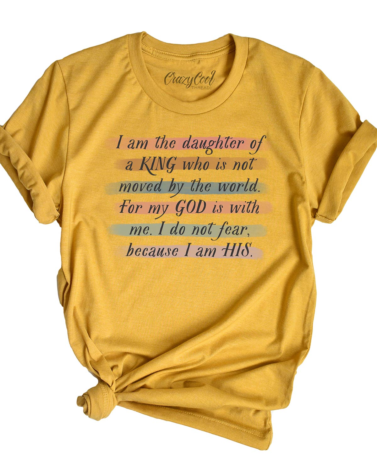 Daughter of the King - Tee