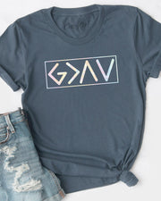 God Is Greater Highs and Lows  - Tee