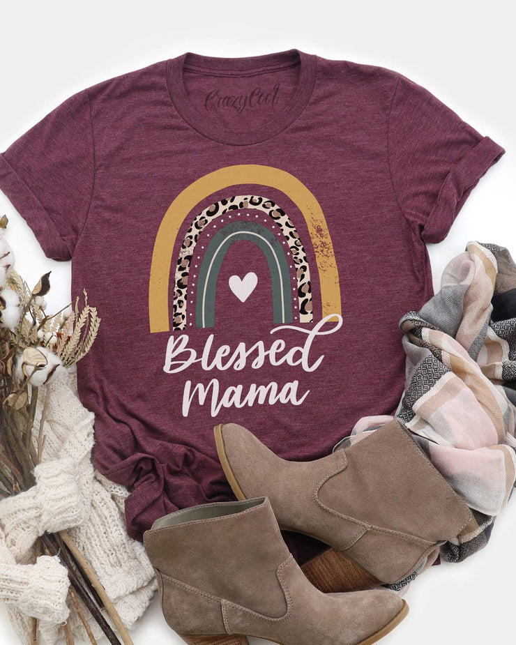 Blessed Mama - Tee