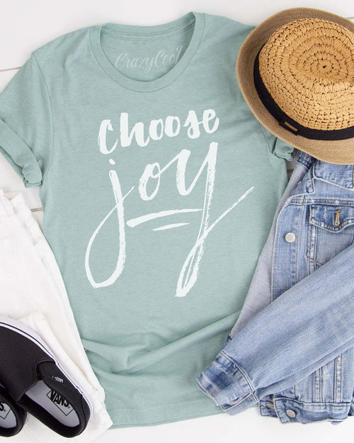 Choose Joy - Tee