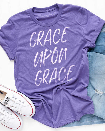 Grace Upon Grace - Tee