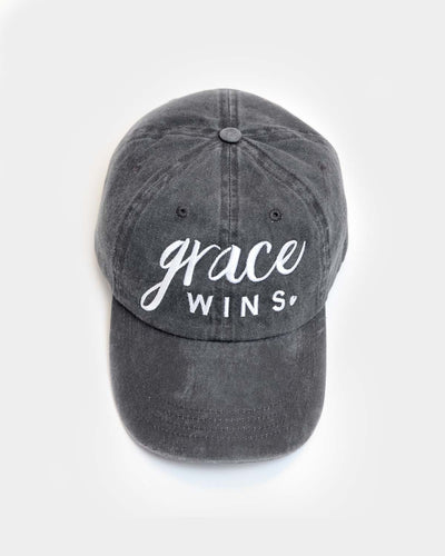 Grace Wins - Hat