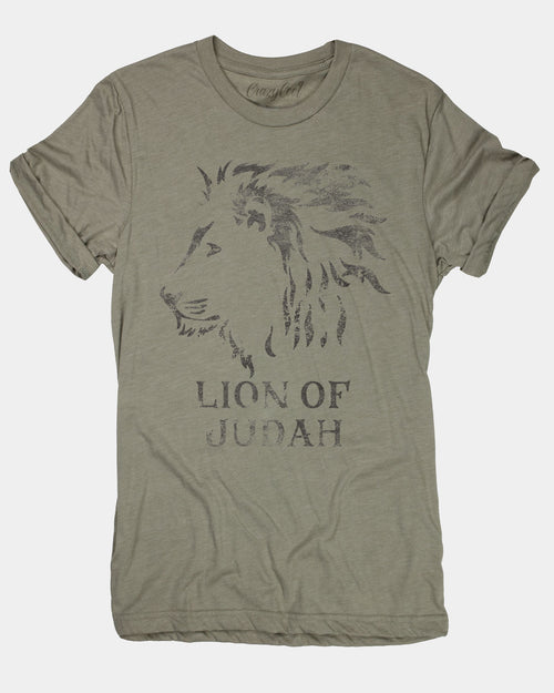 Lion Of Judah - Tee