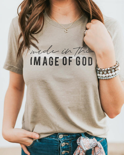 Made In The Image Of God - Tee