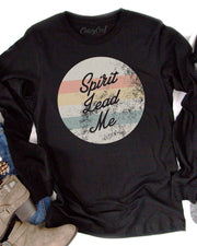 Spirit Lead Me - Long Sleeve Tee